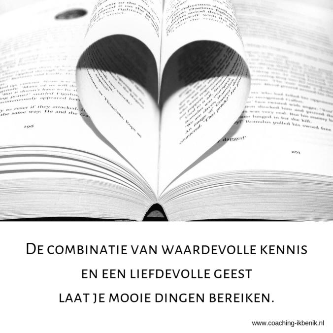 liefde met Kennis