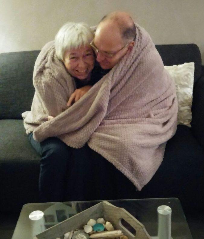 40 jaar gelukkig getrouwd