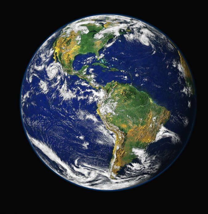 aarde, wereld