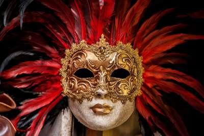 masker, jezelf zijn