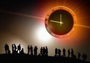 wat is tijd