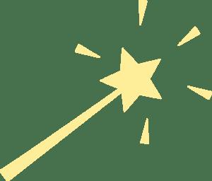 toverstaf geel
